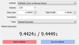 Buy forex using MT4 with FBS