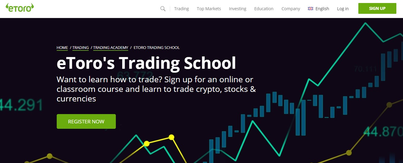Research and Education at eToro