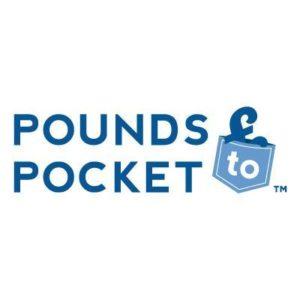 Pounds to Pocket logo