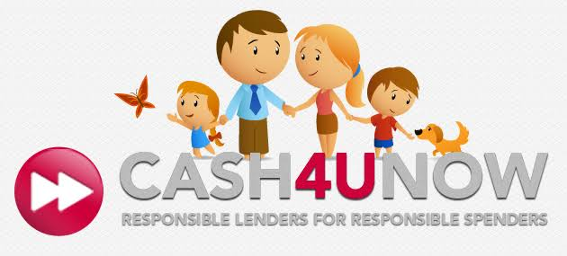Screengrab of the Cash4UNow homepage