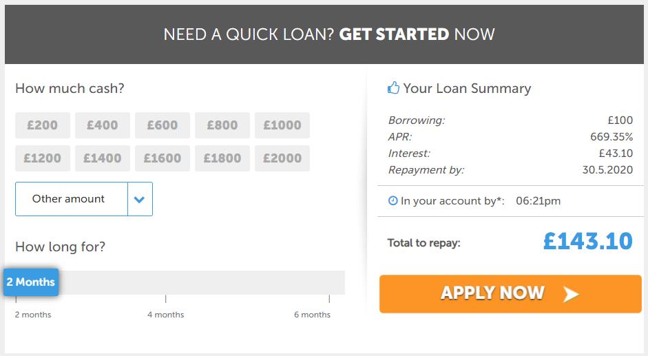 Loan skipper home page
