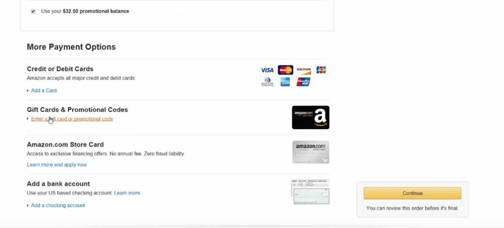 Amazon Promo & Discount...
