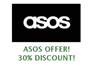 ASOS Discount Codes for