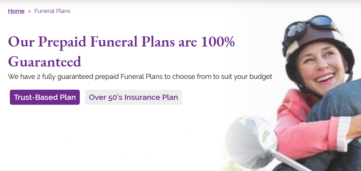 Pure Cremation Funeral Plan...