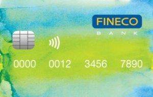 Fineco Bank Credit Card