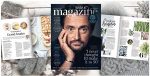 Saga plc Magazine