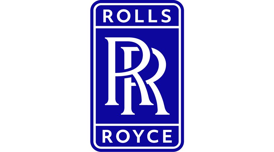 Rolls-Royce Shares Logo (flat)