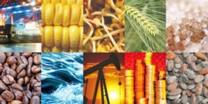 Popular commodities in the UK