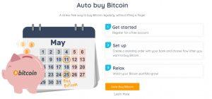 CoincCorner Auto Buy Bitcoin