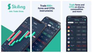 Skilling Trading App