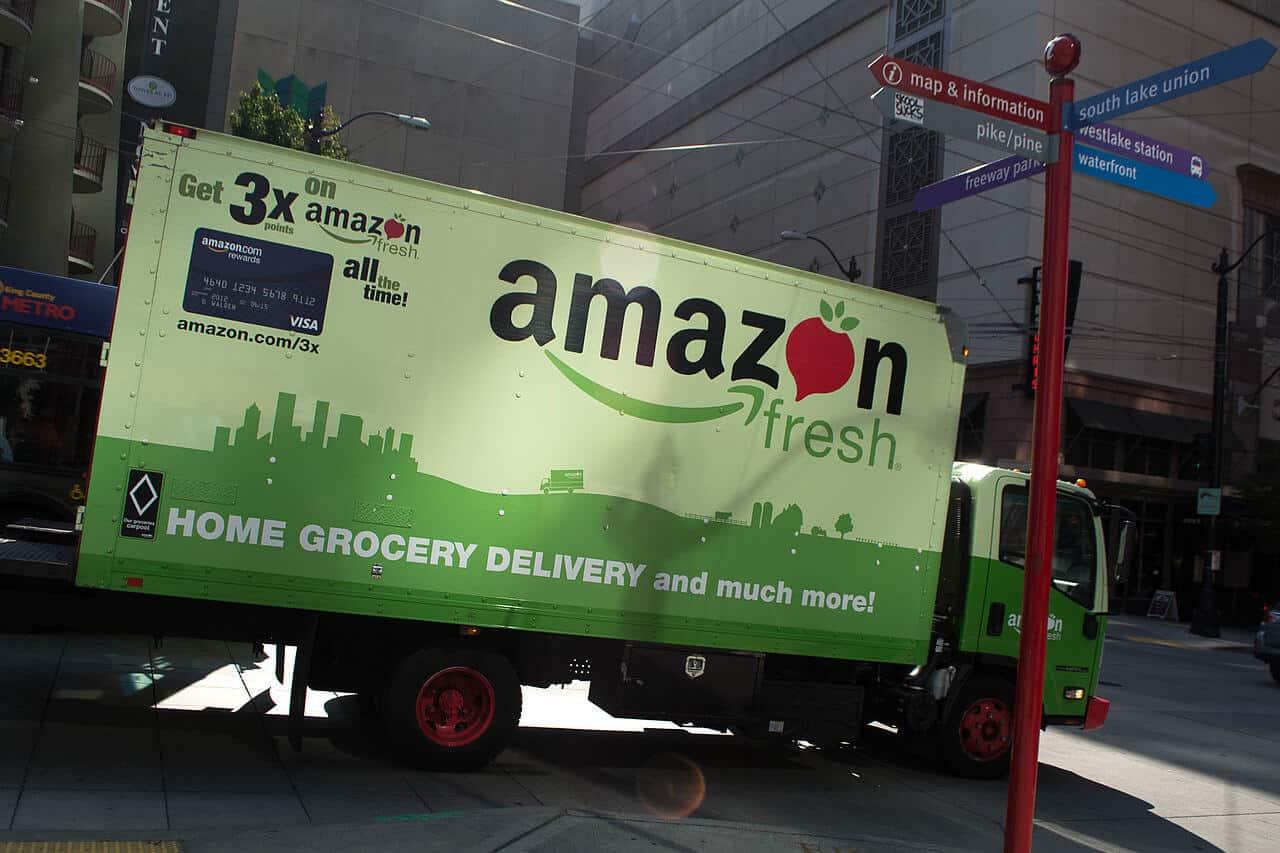 Amazon.com Inc Fresh