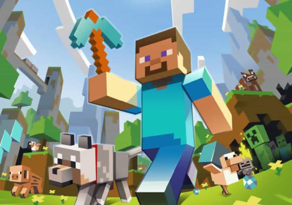 Microsoft Corporation Minecraft