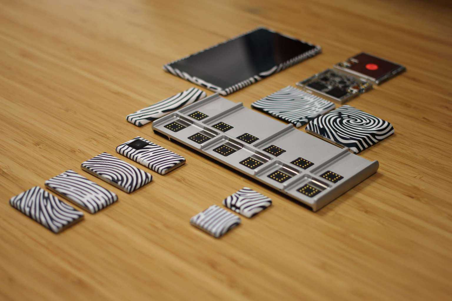 Google Inc Project Ara