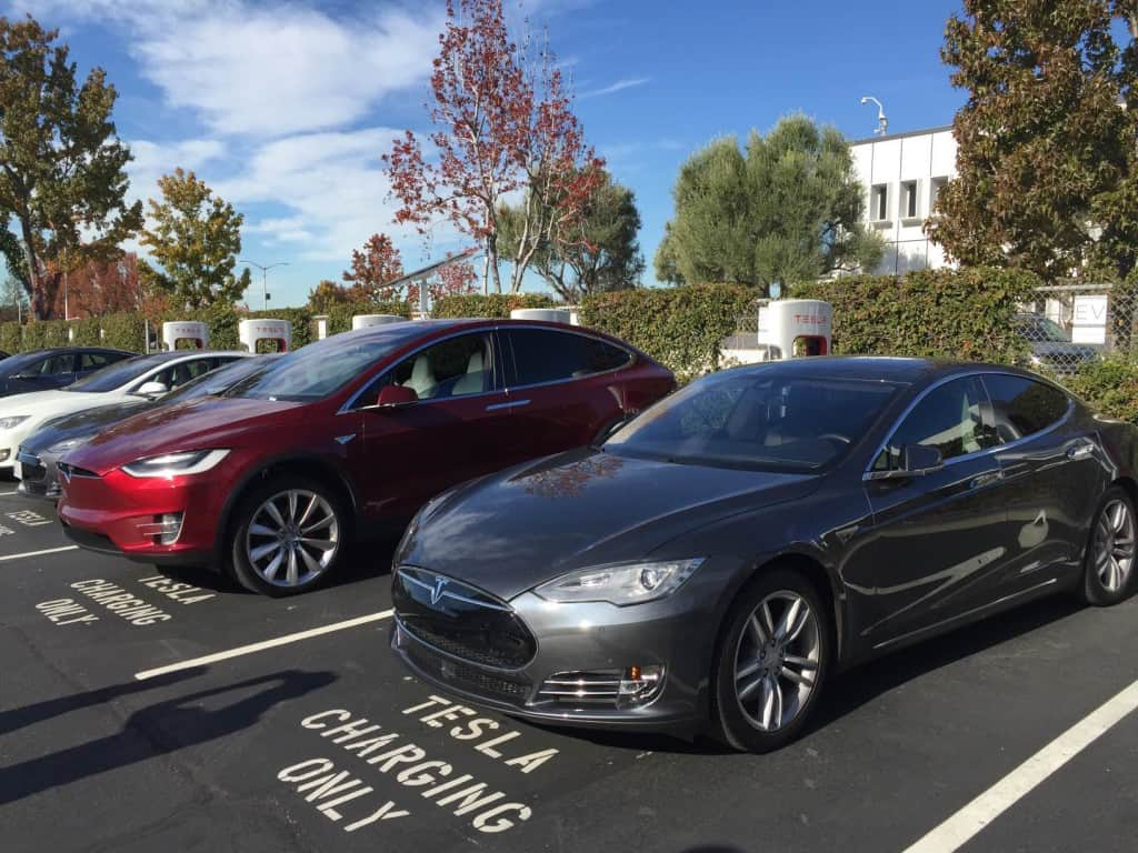 Tesla Motors Inc (NASDAQ:TSLA) Model S