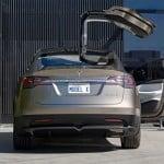 Tesla Motors Inc Model-X