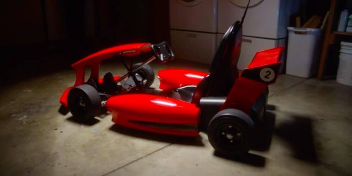 Tesla Motors Inc (TSLA) EV Toy