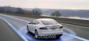 Tesla Motors Inc (NASDAQ:TSLA) Autopilot