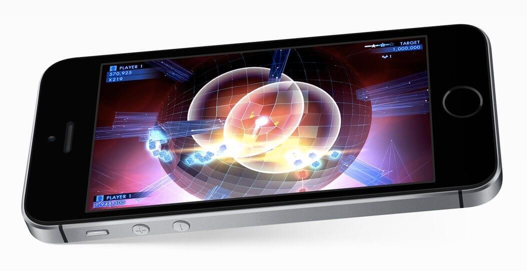 Apple Inc (AAPL) iPhone 5se