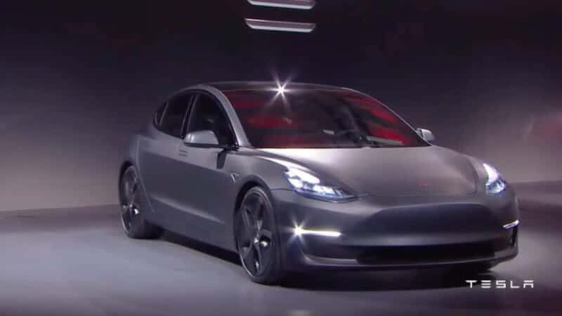 Tesla Lovers Anxiously Wait For a Fully Self-Driving Model 3