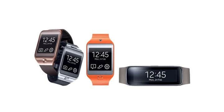Samsung Electronics Wearables