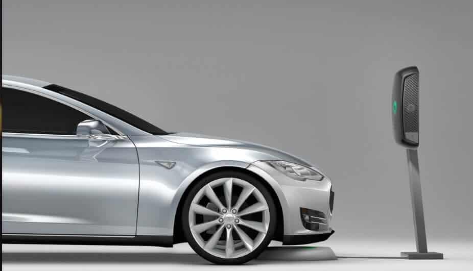 Tesla Motors Inc (TSLA) Wireless Charging from Plugless
