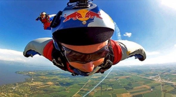 GoPro Inc (GPRO) Red Bull Partner