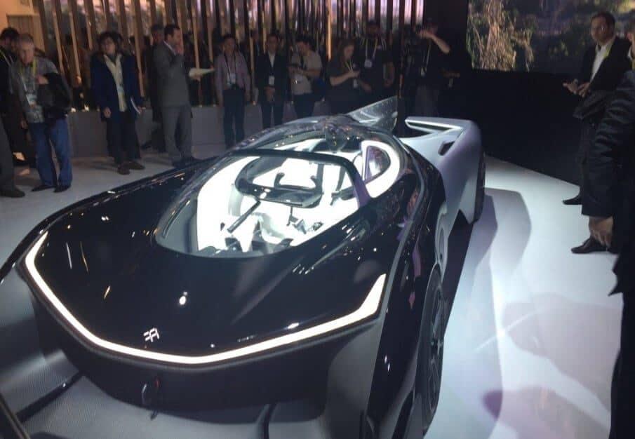 Tesla Motors Inc (TSLA) Rival Faraday Future