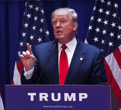 President Donald Trump - Stock Market