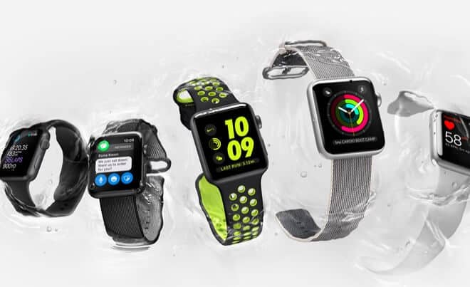 Apple Inc (AAPL) Apple Watch Series 2