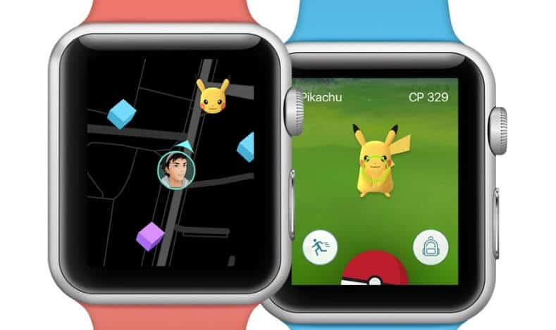 Apple Inc. (AAPL) Watch Series 2 Pokemon GO