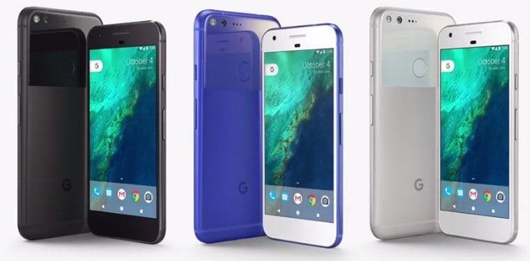 Google Pixel Phone from Alphabet Inc. (GOOGL)