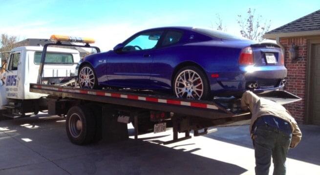 Tesla Motors Inc (TSLA) Maserati