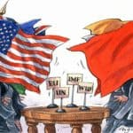 U.S. Stock Markets are Experiencing the Heat of Trade War; Stocks are Down Sharply