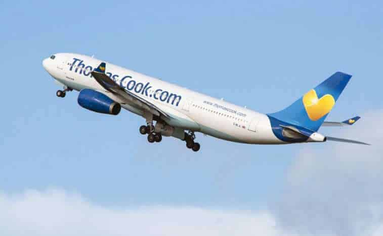 More Problems for Thomas Cook Plc as Euro Bonds Take Major Hit