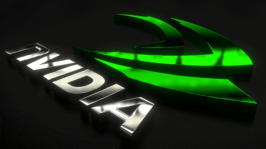 nvidia shares