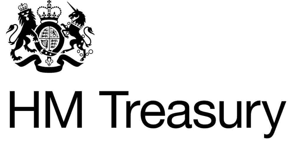HM Treasury company logo