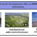 David lloyd's Developements: First Adrenalin World in Bedford will go Under Construction in June 2019.