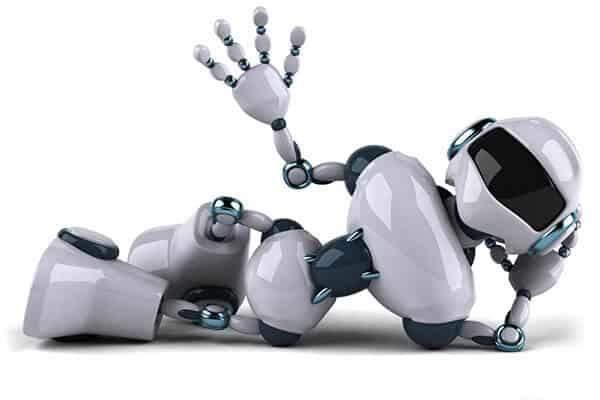 Image d'un robot illustrant les meilleurs conseillers en robotique en 2020   Learnbonds