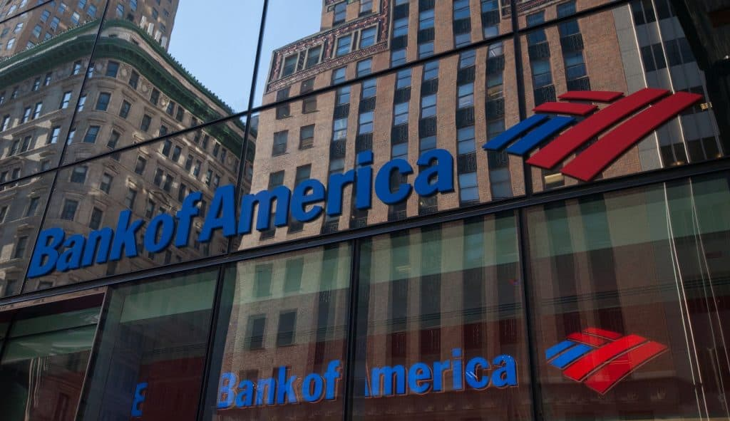Bank of America CEO Shares His Vision for a Cashless Society