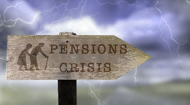 The US Pension Crisis Worsens with Dim Investment Outlook