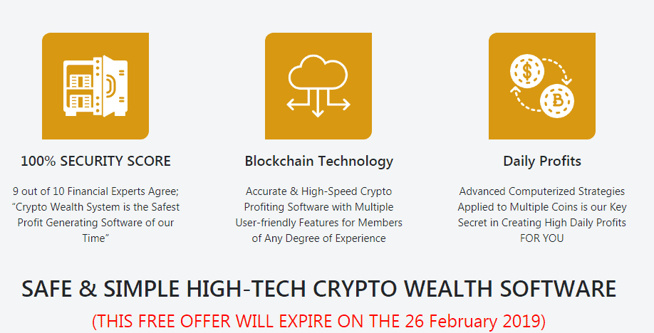 Crypto Wealth App Review...