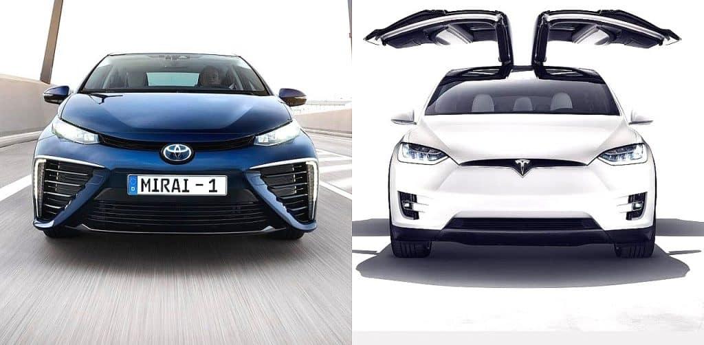 Jaguar Depends on Electric Cars to Take on Tesla
