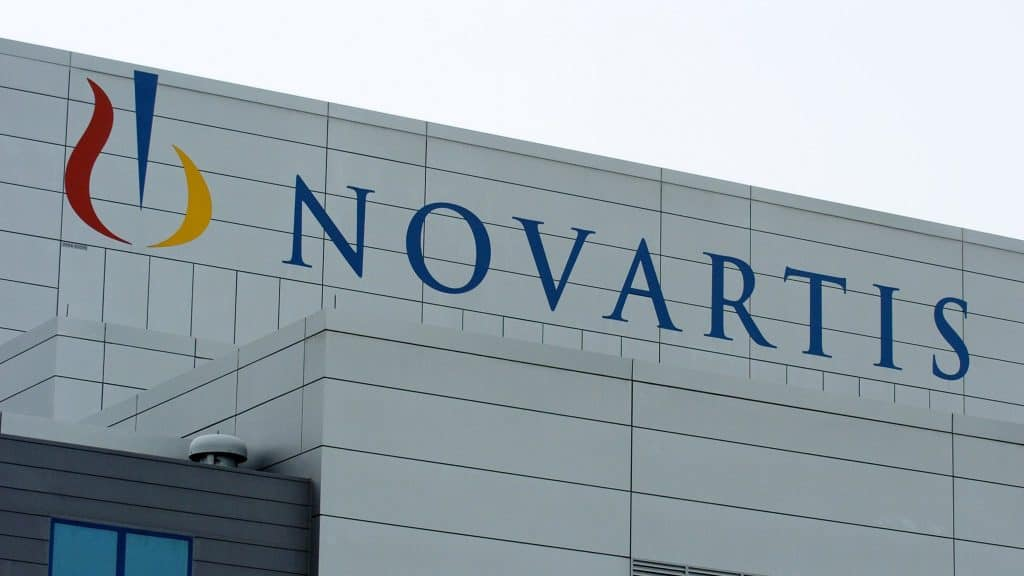 Novartis International Reports Double-Digit Growth in Core Operating income