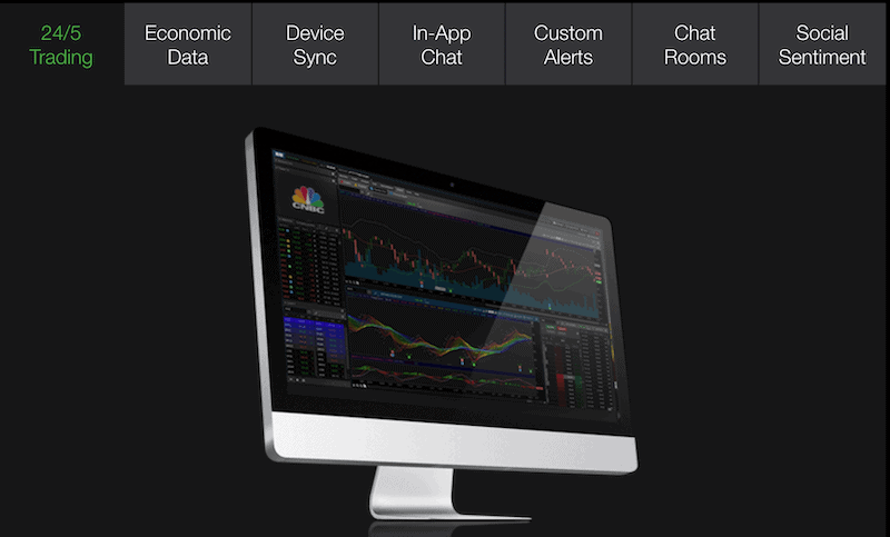 TD Ameritrade Review : Think or Swim proprietary trading platform