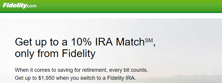 Fidelity Investments Review |Fidelity bonuses, promotions and rewards