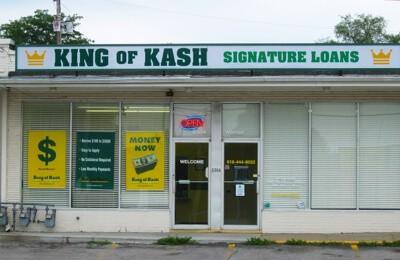 King of Kash Loan...