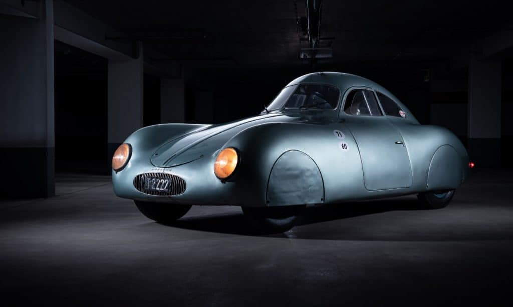 Amid Historical Disputes, Sotheby Will Auction the World First Porsche