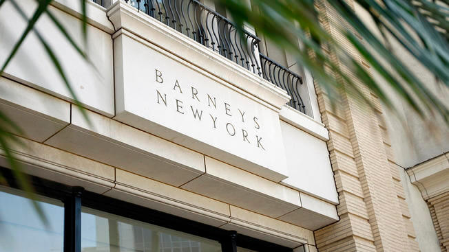 Barneys Struggles With Bankruptcy, as Vendors Look For Other Distribution Channels