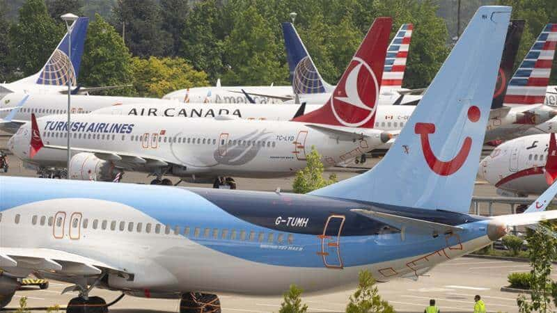 Demand For Older Plane Models Rises As Boeing 737 Max Remains Grounded