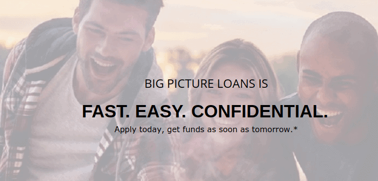Big Picture Loan Review...